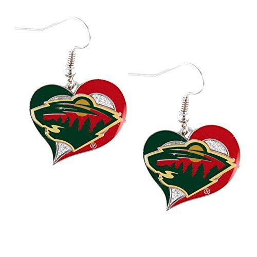 Minnesota Wild Memorabilia (Licensed NHL Minnesota Wild Team Logo 3/4