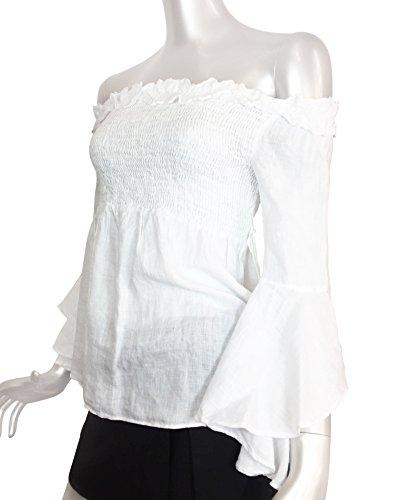 Zara Damen Schulterfreies oberteil 7931/311