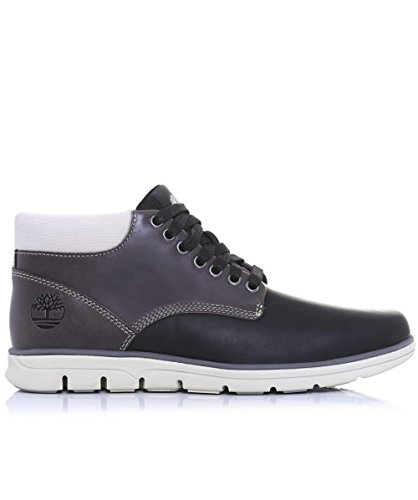 Timberland Hommes Bradstreet Chukka bottes de cuir 43 Noir