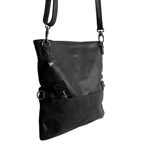 black von Jennifer Jones Body dark grey Women's Cross präsentiert Bag grey ZMOKA® gqnTWZaq