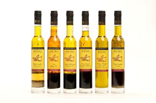 Bistro Blends - 12.7 oz Mix 6 Bistro Oils - 12.7 oz each (qty 6)