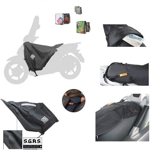 For Honda SH 300i Special ABS 2013 13 Termoscud leg cover Tucano Urbano R084-X thermal cover specific for waterproof scooter MOTO SPORT MONDO