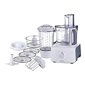 Kenwood FDP613WH Multi Pro Home Robot da Cucina: Amazon.it: Casa e ...