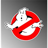 GHOSTBUSTERS GHOST BUSTER DECAL BUMPER STICKER