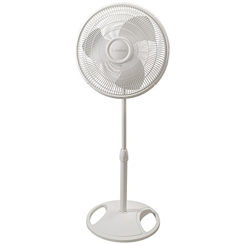 "Lasko 2520 16"" Oscillating Stand Fan"