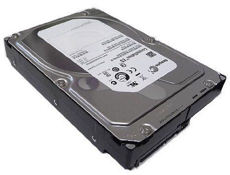 Seagate 2TB 64MB Cache 7200RPM SATA2 3.0Gb/s (Heavy-Duty) Internal Desktop 3.5' Hard Drive -NAS/RAID/PC/DVR