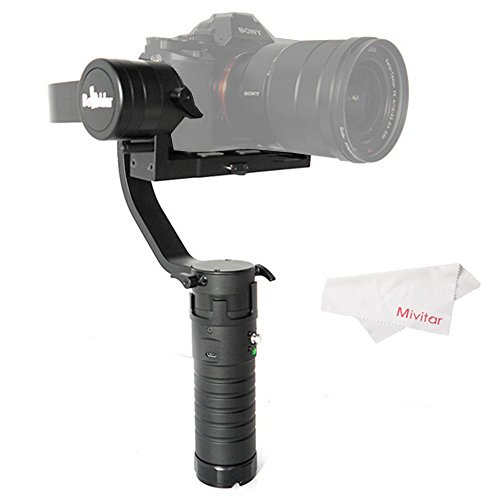 Beholder DS1 Handheld Stabilizer 3-Axis Brushless Gimbal for DSLR Camera Support...