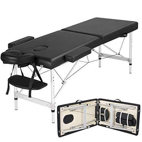 Yaheetech Portable Massage Table