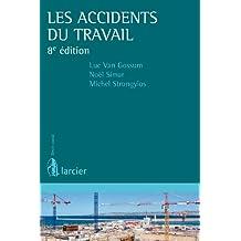 Les accidents du travail (Droit social) (French Edition)