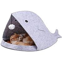 Mumoo Bear Creative Felt Pet Dog Cat Doggy Puppy Bed Soft House Kennel Warm Cushion Handbag