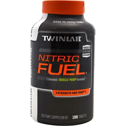 TwinLab Strength + Pump Nitric Fuel - Post-workout - 180 Tablets