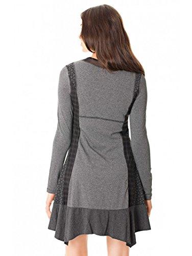 Angels Never Damen Die Kleid schwarz A schwarz Linie U1UBnwqxr