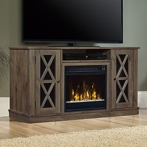 55 electric fireplace - 6