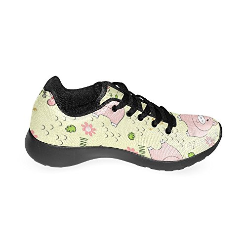 InterestPrint Womens Trail Running Shoes Casual Lightweight Athletic Sneakers 8v6p9S