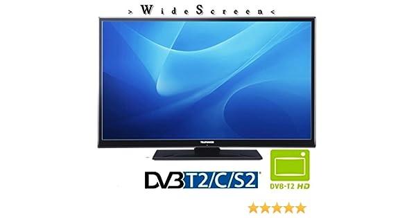 Telefunken l28h275 X 4 LED TV de 28 Pulgadas 72 cm DVB-S2/C/T2 ...