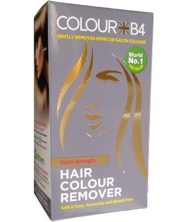 Hair Colour Remover for darker hair (Colour B4)
