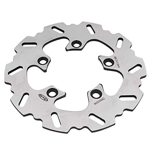 FidgetGear Motorcycle Rear Brake Rotor for Suzuki GSXR 600/750/1100 TL1000R/S SV1000S 1PC by FidgetGear