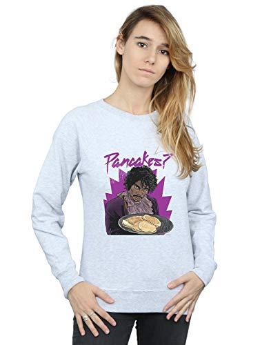 Deporte You Mujer Gris Like Entrenamiento De Camisa Cult Do Absolute Pancakes Pennytees OAvIvT
