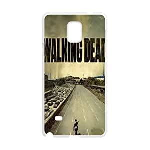 The Walking Dead Samsung Galaxy Note 4 Cell Phone Case White xlb-118406