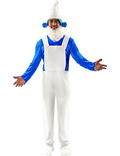 Halloween Costumes Perth (Blue Gnome Halloween Costume)
