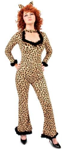 (Luscious Leopard Adult Costume )