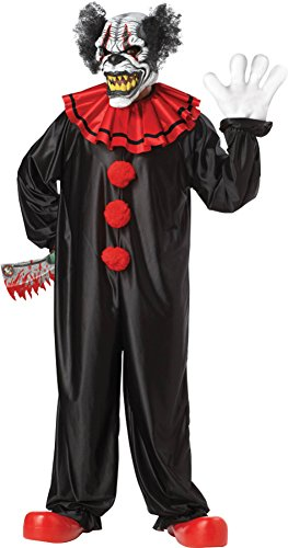 Last Laugh, The Clown Adult Costume - One ()