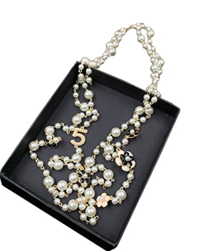 misasha-fashion-jewelry-multipurpose-white-imitation-pearl-celebrity-bridal-necklace