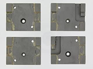 """product image for Hemsaw Side Guide Carbides""""X"""" per Set of 4"""