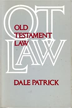 Book Old Testament Law