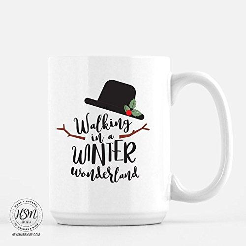 (Winter Wonderland - Mug - White 15 fluid oz)