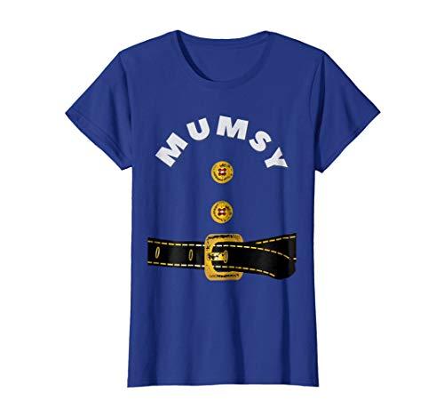 Womens Mumsy Fancy Dress Dwarf Costume T-Shirt for $<!--$16.99-->