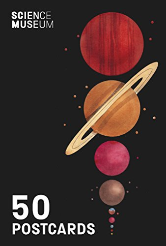 Science Museum 50 Postcards
