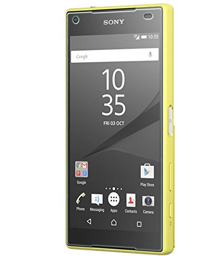 [2-Pack] Xperia Z5 Compact Screen Protector, Jasinber ...