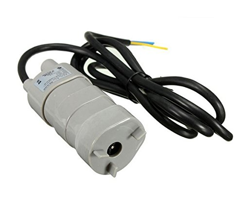 YEHAM 12v DC 1.2A Micro Submersible Water Pumps High Lift 5M 600L/H