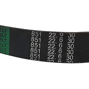 V-Belt CVT Variable Drive Belt Standard 851 22.6 30