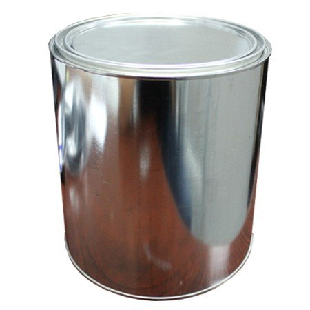 1 Gallon Unlined Metal Paint Can w/o Ears & Handles