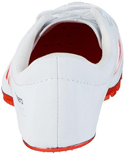 Bianco Prime Unisex Scarpe White solar Leggera Atletica Da Red ftwr Sprint Adidas Adulto Adizero silver Metallic 0qxUA