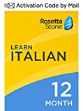 Rosetta Stone: Learn Italian for 12 months on iOS, Android, PC, and Mac - mobile & online access