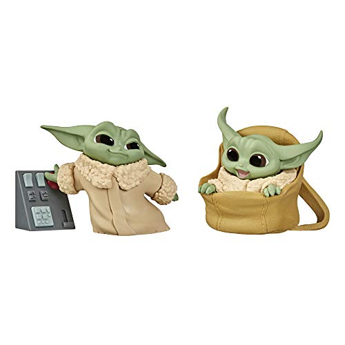 🥇 Star Wars The Bounty Collection Series 2 The Child Collectible Toys 2.2-Inch Speeder Ride