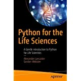 A Gentle introduction to Python for Life Scientists