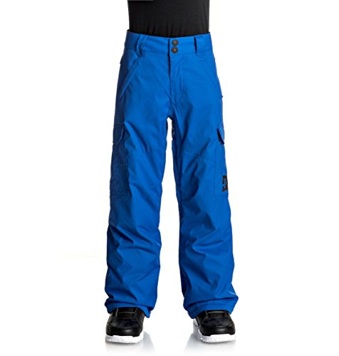 DC Banshee Snowboard Pant - Boys 2018, Nautical Blue, S (Boys Dc Snowboard Pants)