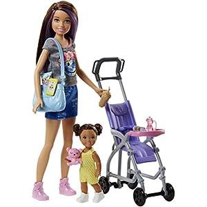 Barbie FJB00 FAMILY Babysitter...