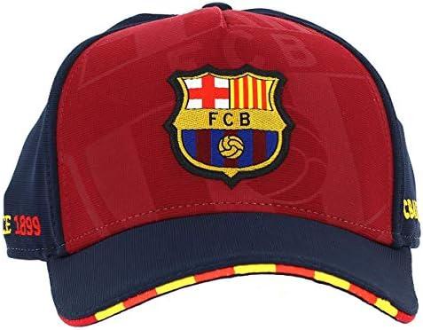F.C. Barcelona Gorra Junior Soccer: Amazon.es: Juguetes y juegos