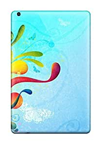 CYRQqyu1254dwnQV Tpu Case Skin Protector For Ipad Mini/mini 2 Abstract Colors With Nice Appearance