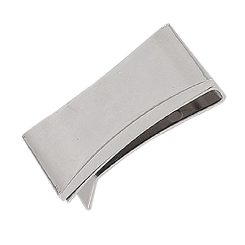 Uxcell Stainless Steel Cash Receipts Money Holder Clip/Clamp