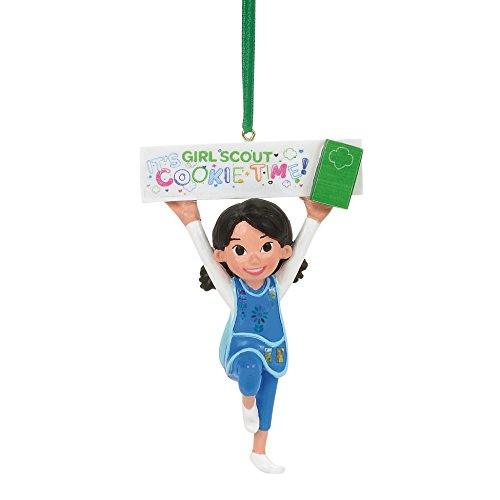 Department 56 Girl Scouts Daisy Cookie Time Hanging Ornament