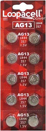 button batteries ag13 - 6