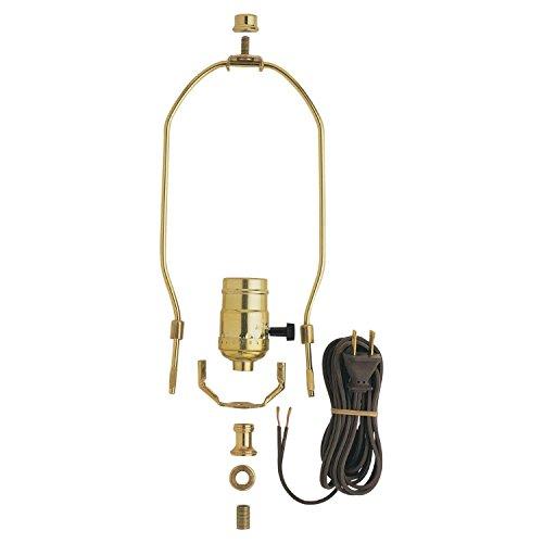 Lamp parts amazon westinghouse 70268 make a lamp 3 way socket kit aloadofball Image collections