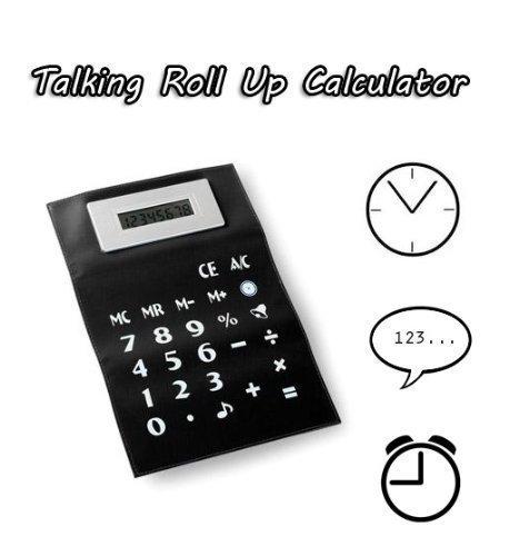 Flexible Talking Calculator - Rollup Calculator