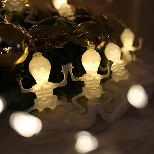 Halloween Yard Decorations Lights - Shan-S Halloween 10 LED String Light,
